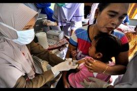 Dinkes Banten Targetkan Imunisasi  3,050 Juta Orang