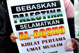 Warga AS protes deklarasi Yerusalem ibu kota Israel
