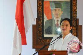 Ini kata Puan soal dampingi Jokowi pada pilpres