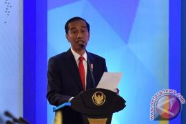 Presiden Jokowi buka Munaslub Partai Golkar
