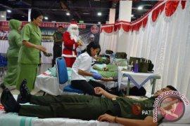 Kodam Pattimura Gelar Aksi Donor Darah