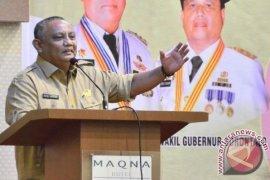 Gubernur Rusli imbau PNS jaga netralitas selama pemilu