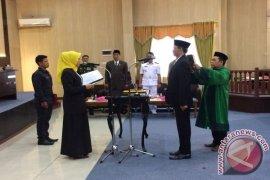 Maulana Mengganti Keanggotaan Ketua DPRD Banjarmasin