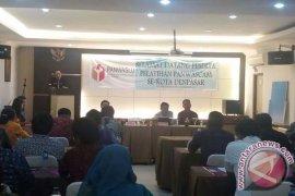 Panwaslu Denpasar Ingatkan Panwascam Cermat Terima Laporan