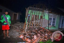 Aktivitas warga pesisir pantai Tasikmalaya kembali normal