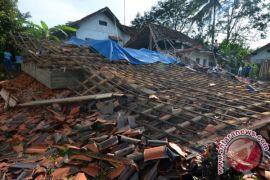 BPBD Cilacap catat 110 rumah rusak akibat gempa