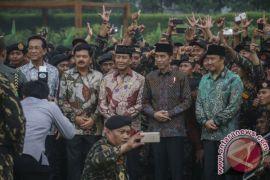 Presiden Jokowi minta pemuda Muhammadiyah jaga kesatuan
