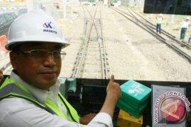 Menhub: kereta Bandara Internasional Minangkabau kurangi kepadatan kendaraan