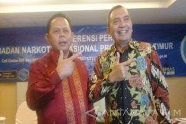 Kepala BNNP Jatim Gencarkan Sosialisasi Pencegahan Narkoba