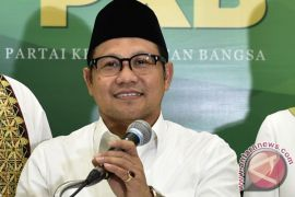 Cak Imin optimistis akan dipilih Jokowi