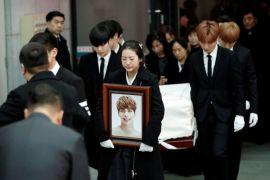 SHINee tetap tur ke Jepang setelah kematian Jonghyun
