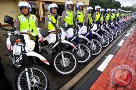 Bandung kerahkan 1.770 polisi untuk pengamanan malam tahun baru