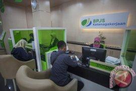 BPJS Ketenagakerjaan Jambi serahkan santunan Rp71 juta