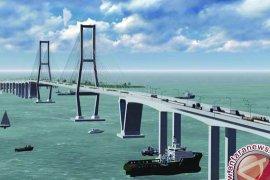 """""""Groundbreaking"""" proyek jembatan Penajam-Balikpapan tunggu kepastian waskita"""