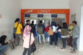 Hari Ini Tiket Kereta Api di Daop Jember Tujuan Surabaya Habis