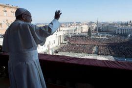 Paus Fransiskus pun alami ban kempes