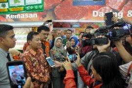 Pemprov Lampung Mengawasi Bahan Pangan Jelang Tahun Baru