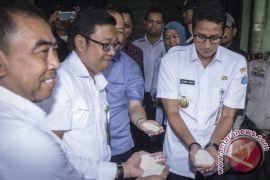 Sandiaga luncurkan kartu pekerja untuk buruh penghasilan UMP