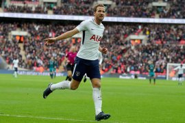 Penalti Kane bawa Spurs imbangi Liverpool