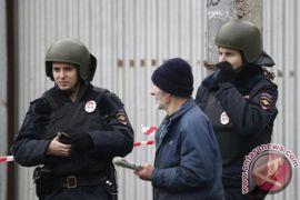 Pejabat: Remaja bunuh 17 dalam penembakan di sekolah Krimea