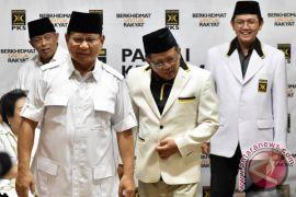 Gerindra-PKS-PAN susun rancangan kabinet