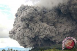 Seluruh pengungsi Gunung Sinabung  sudah dipindahkan