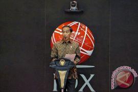 Presiden Jokowi: Selamat berlibur tahun baru