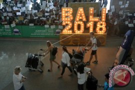 Kunjungan Wisatawan Perancis dan Jerman ke Bali naik (video)