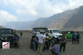 1 Januari 2018 TNBTS Tutup Gunung Semeru