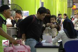 Bandung Destinasi Penumpang Terbanyak di Stasiun Gambir