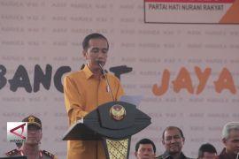 Presiden Minta Parpol Jaga Keutuhan NKRI