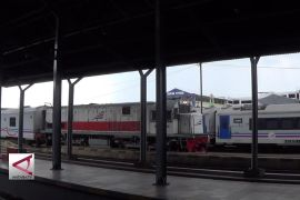 Tiket KA Ekonomi Surabaya–Jakarta Ludes