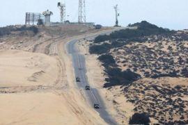 Dua warga Palestina tewas dalam serangan udara Israel