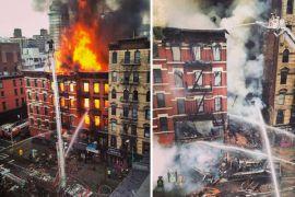 Enam, termasuk empat anak kecil, tewas dalam kebakaran di New York