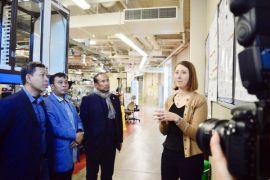Delegasi DPR kunjungi laboratorium energi canggih di AS