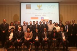 Produk Indonesia dipromosikan di Chile