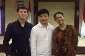 Bintangi film Indonesia-China, Putri Ayudya terganjal bahasa