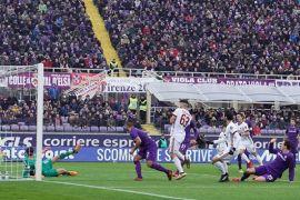 AC Milan curi satu poin dari markas Fiorentina