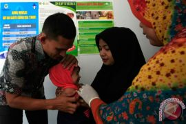 Aceh KLB Difteri