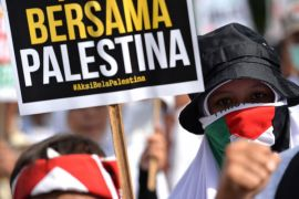 DPR yakin aksi Bela Palestina berlangsung damai