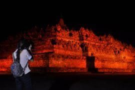 Mahakarya itu bernama Candi Borobudur