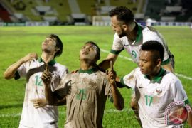 Pelatih minta timnas U-23 Indonesia main rapat