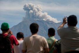 Letusan Gunung Agung pengaruhi penjualan elpiji nonsubsidi