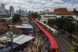 Polda Metro akan kirim surat ke Anies supaya buka kembali Jalan Jatibaru