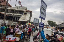 Berita kemarin, Tanah Abang ditata lagi, anak Novanto di KPK dan Trump dicemooh