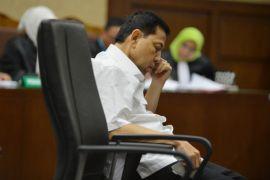 KPK: Setya Novanto sempat mengeluh batuk