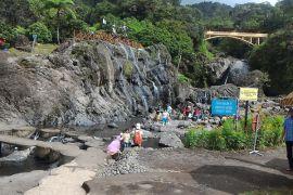 Wisatawan ke Baturraden capai 8.000 saat libur Natal