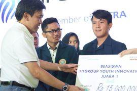Penghargaan FIFGroup Youth Innovation diborong Unair