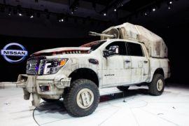 Nissan pamerkan tujuh mobil Star Wars di Los Angeles