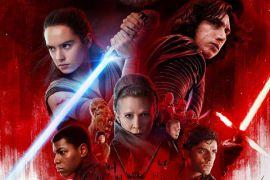 Hari ini, ada festival makanan dan pameran Star Wars